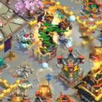 サムライ大合戦 炎神 が襲来したマルチプレイ動画