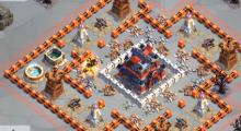 サムライ大合戦 炎神ステージ第1弾「炎のパトロール」攻略動画